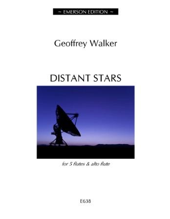 DISTANT STARS score & parts - Digital Edition