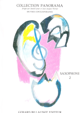 COLLECTION PANORAMA: Saxophone 2