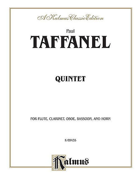 QUINTET (set of parts)