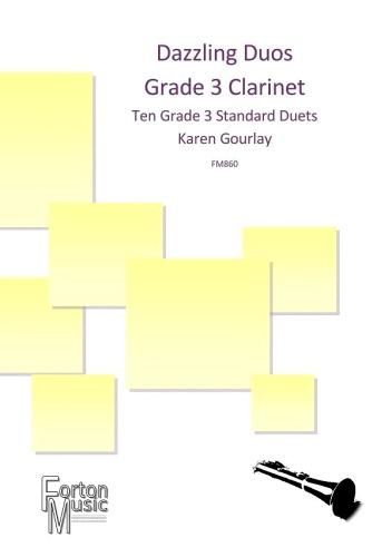 DAZZLING DUOS Grade 3 Clarinet