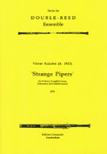 STRANGE PIPERS (score & parts)