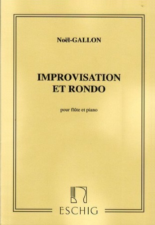 IMPROVISATION ET RONDO avec Cadence