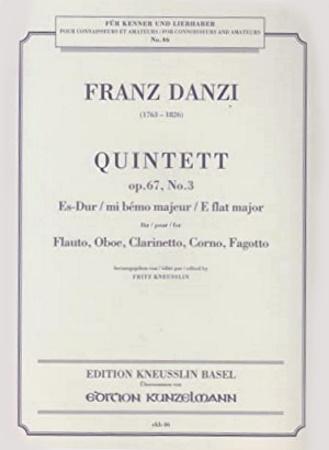 QUINTET Op.67/3 in Eb