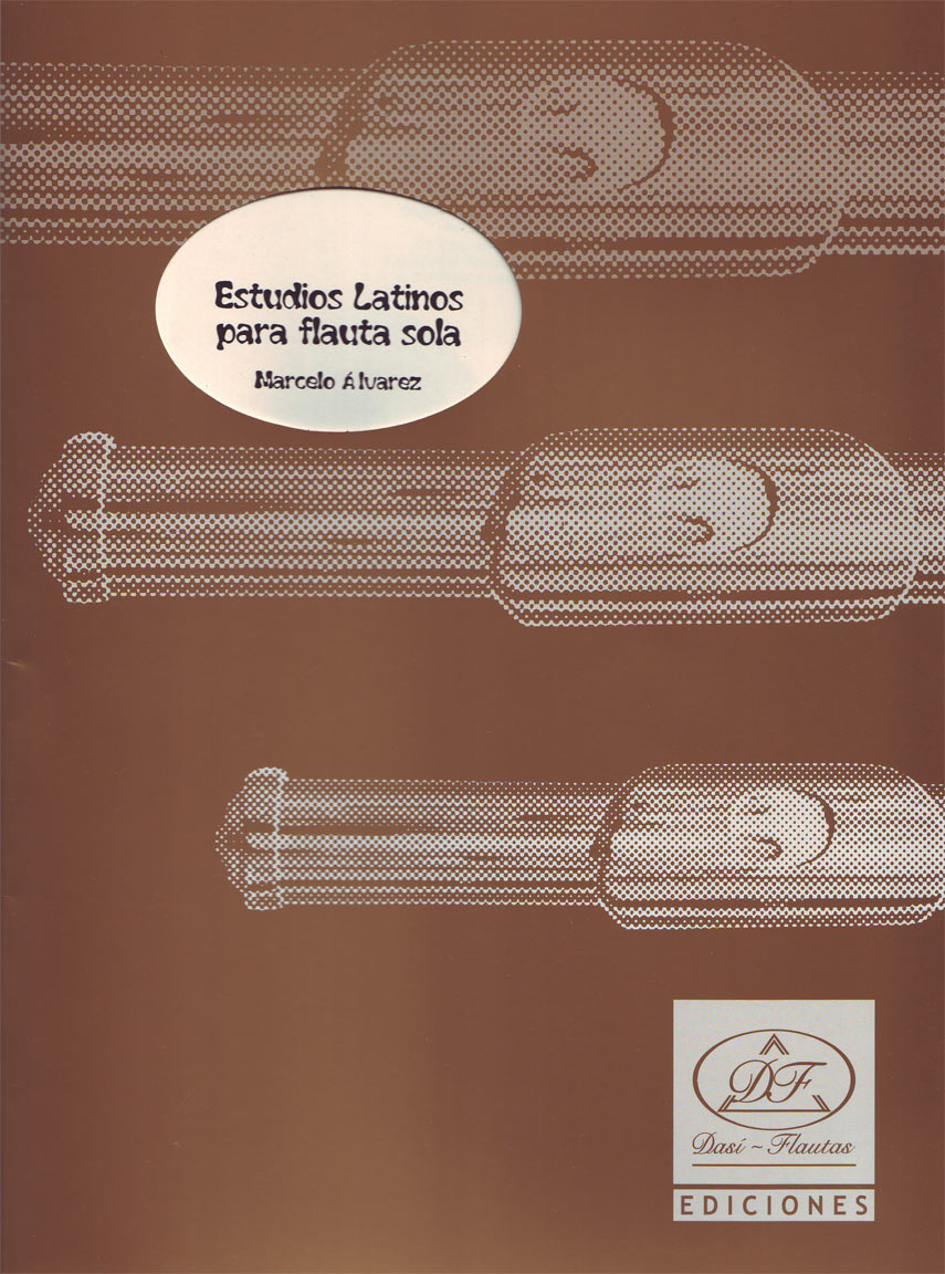 LATIN STUDIES for Solo Flute