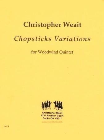 CHOPSTICKS VARIATIONS (score & parts)