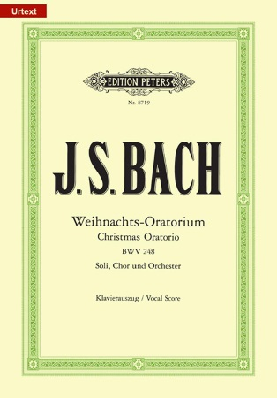 STICKY NOTES J.S. Bach - Christmas Oratorio