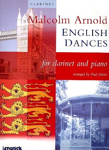 ENGLISH DANCES