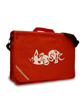 MUSIC BAG Excel (Red)