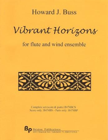 VIBRANT HORIZONS (score)