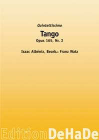 TANGO Op.165 No.2