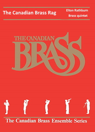 THE CANADIAN BRASS RAG