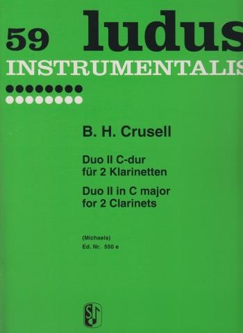 DUO II in C major Op.6 No.3