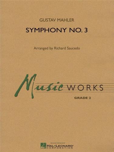 FINALE TO SYMPHONY NO. 3 (score & parts)