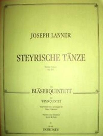 STYRIAN DANCES Op.165