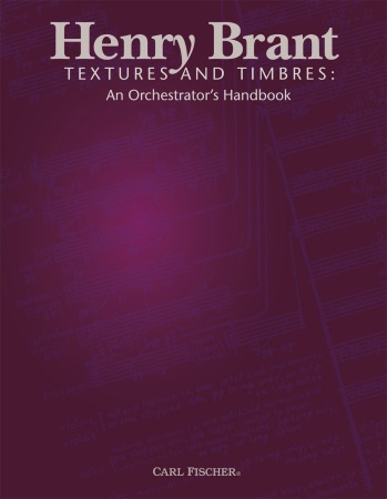 TEXTURES AND TIMBRES
