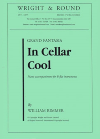 IN CELLAR COOL (tenor/treble clef)