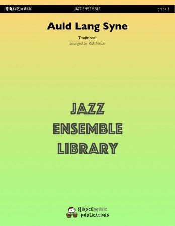 AULD LANG SYNE (score & parts)
