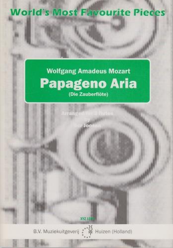 PAPAGENO ARIA