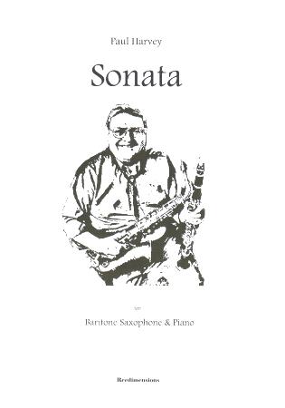 SONATA for Baritone Saxophone