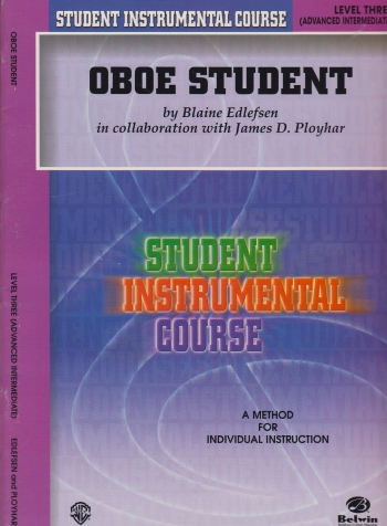 OBOE STUDENT Level 3