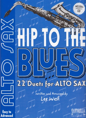HIP TO THE BLUES + CD