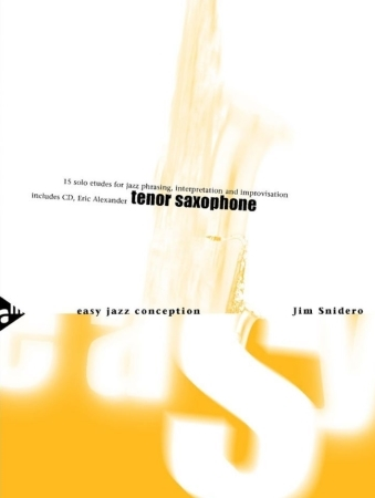 INTERMEDIATE JAZZ CONCEPTION + Online Audio