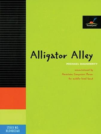 ALLIGATOR ALLEY (score)