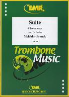 SUITE FOR FOUR TROMBONES