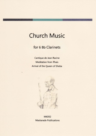 CHURCH MUSIC (score & parts)