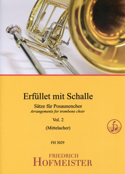 ERFULLET MIT SCHALLE Book 2 (playing score)