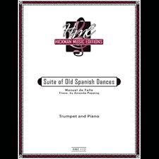 SUITE OF OLD SPANISH DANCES
