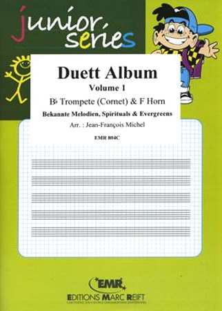 DUETT ALBUM (JUNIOR SERIES)