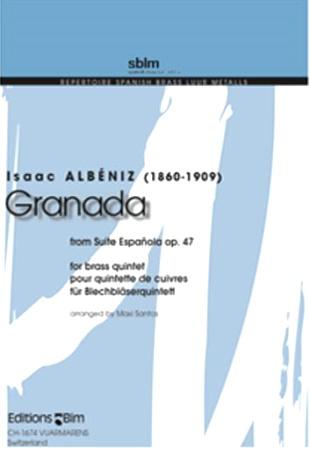 GRANADA from Suite Espagnola Op.47