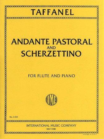 ANDANTE PASTORAL and SCHERZETTINO