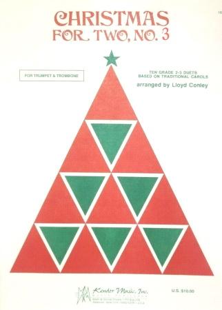 CHRISTMAS FOR TWO No.3