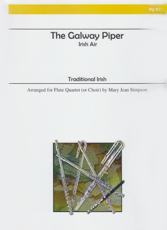 THE GALWAY PIPER score & parts