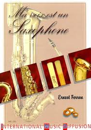 MA VOIX LA SAXOPHONE in French