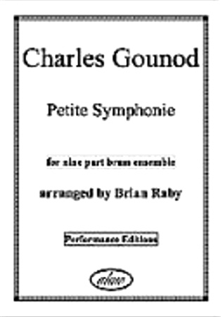 PETITE SYMPHONIE (score & parts)