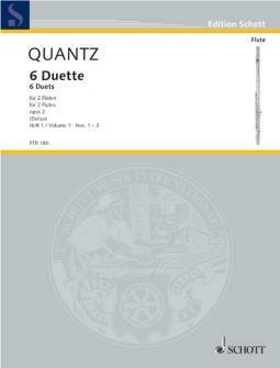 SIX DUETS Op.2 Volume 2