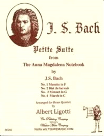 PETITE SUITE from Anna Magdalena Notebook