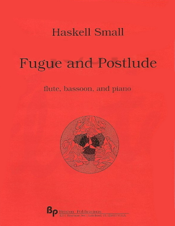 FUGUE AND POSTLUDE score & parts