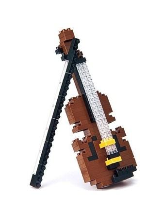 NANOBLOCK Violin