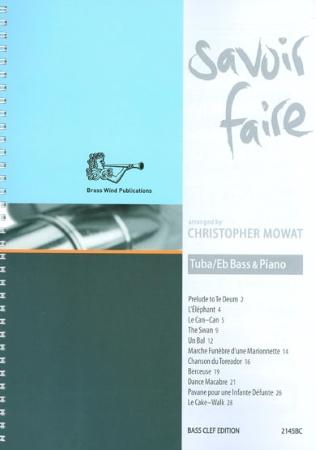 SAVOIR FAIRE (bass clef)