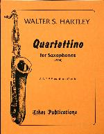 QUARTETTINO FOR SAXOPHONES