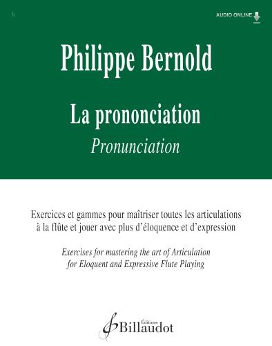 LA PRONONCIATION + Online Audio