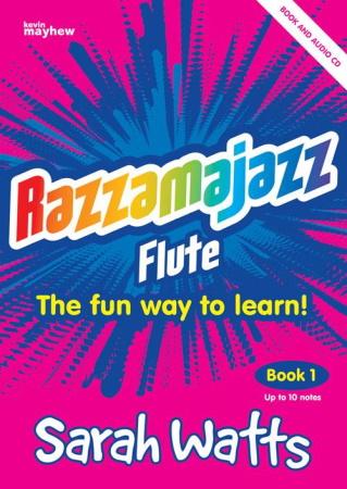 RAZZAMAJAZZ Flute Book 1 + Online Audio