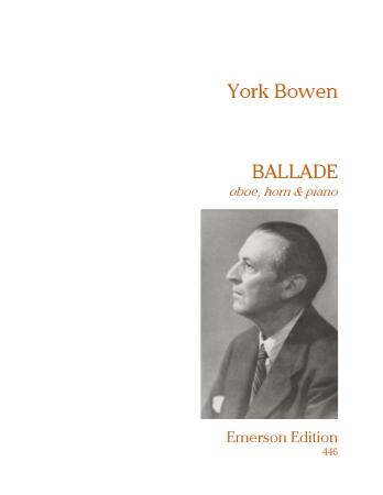 BALLADE Op.133