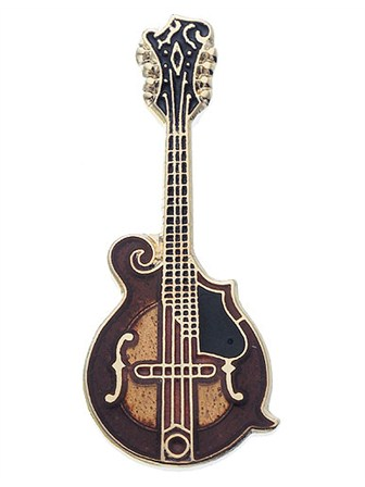 MINI PIN Mandolin