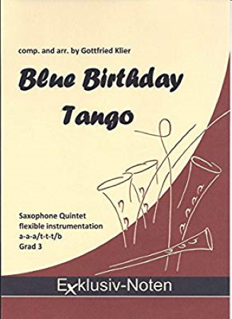 BLUE BIRTHDAY TANGO