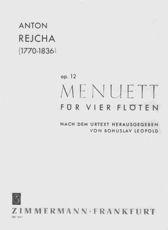 MENUETT Op.12